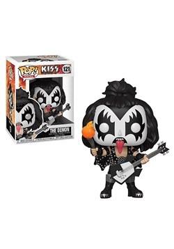 Pop! Rocks: KISS- The Demon