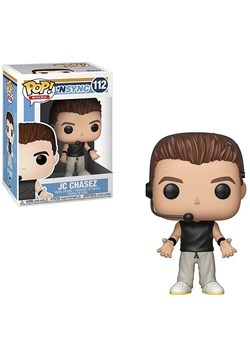 Pop! Rocks: NSYNC- JC Chasez