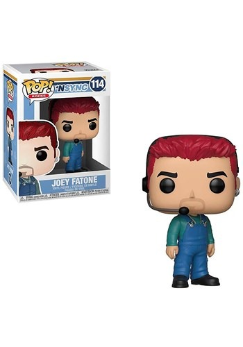 Pop! Rocks: NSYNC- Joey Fatone
