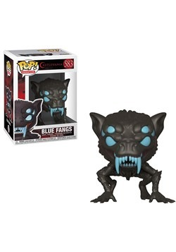 Pop! Animation: Castlevania- Blue Fangs