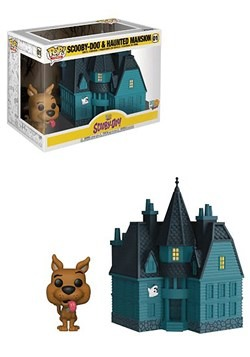 Pop! Town: Scooby Doo- Haunted Mansion