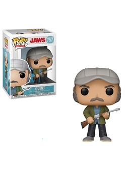 Pop! Movies: JAWS- Quint