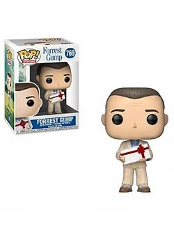Pop! Movies: Forrest Gump- Forrest w/ Chocolates