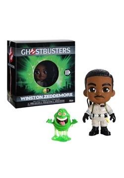 5 Star: Ghostbusters- Winston Zeddemore Vinyl Figure