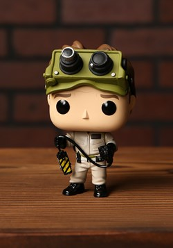 Pop Movies Ghostbusters Dr Raymond Stantz upd