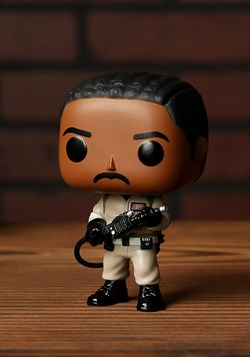 Pop! Movies: Ghostbusters- Winston Zeddemore upd