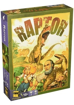 Raptor Board Game
