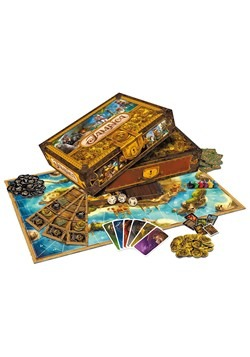 Jamaica Board Game Alt1