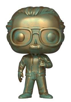 Pop! Stan Lee (Patina) Alt 1