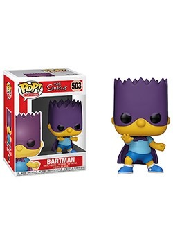 Pop! Animation: Simpsons- Bartman
