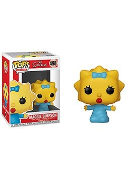 Pop! Animation: Simpsons- Maggie