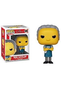 Pop! Animation: Simpsons- Moe