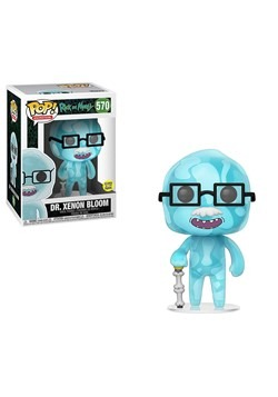 Pop! Animation: Rick & Morty- Xenon Bloom