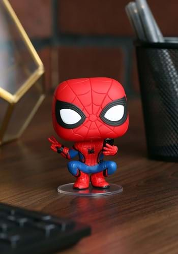 Pop! Marvel:Spider-Man: Far From Home- Spider-Man