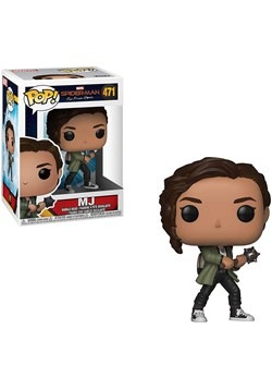 Pop! Marvel:Spider-Man: Far From Home- MJ