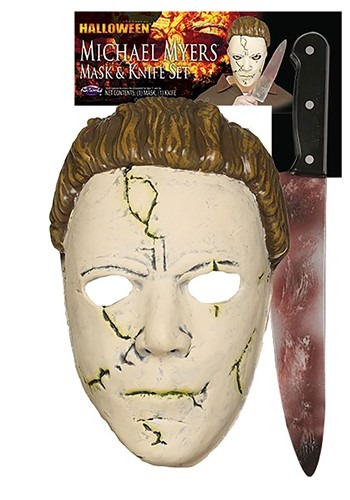 Michael Myers Halloween (Rob Zombie)  Resilient Mask & Knife