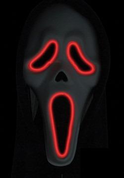 Men's E.L Ghost Face Costume