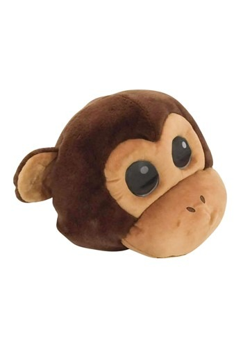 Monkey Head Mascot