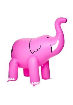 Ginormous Pink Elephant Sprinkler Alt 2