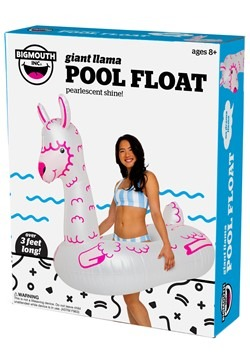 Giant Llama Pool Float ALt3