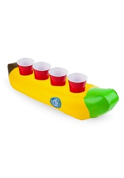 Banana Floating Beverage Boat