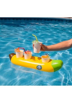 Banana Floating Beverage Boat Alt 2