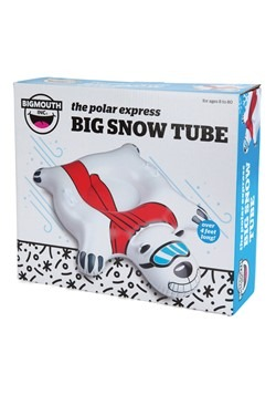 Giant Polar Bear Snow Tube Alt 4