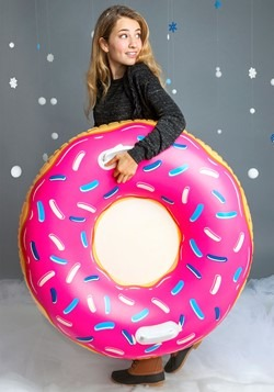 Giant Donut Snow Tube3