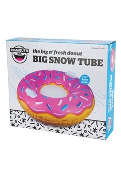 Giant Donut Snow Tube5