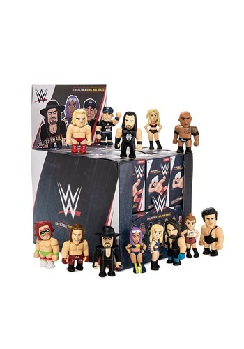 Kidrobot WWE Vinyl Mini Series Blindbox