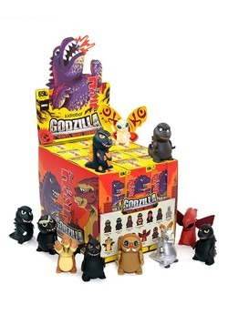 Kidrobot Godzilla Mini Series Blindbox