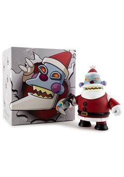 Futurama Robot Santa Naughty Medium Figure Alt 1