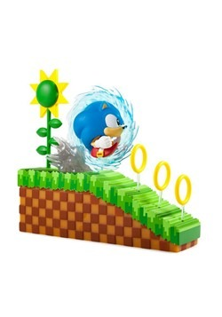 Sonic the Hedgehog Medium Figure Alt 1