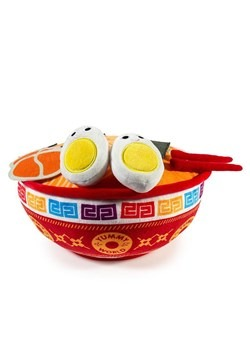 Yummy World Nicole The Ramen Bowl Large Plush