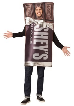 Hershey's Candy Bar Costume for Adults