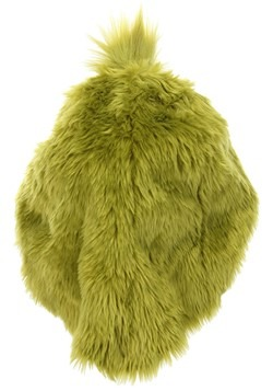 Plush Mouth Mover Mask The Grinch 1