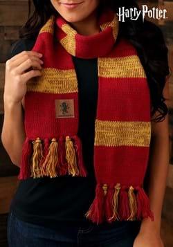Vintage Hogwarts Gryffindor Scarf Harry Potter