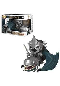 Pop! Rides: Lord of the Rings- Witch King w/ Fellb