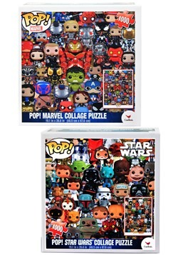 Funko POP! Marvel Collage Jigsaw Puzzle