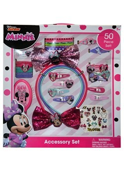 Minnie Mouse 50pc Accessory Set