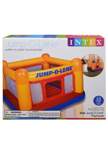 Intex Playhouse Inflatable Jump-o-Lene