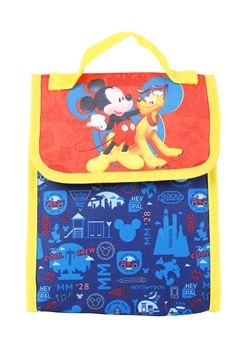 Mickey Mouse 5pc Backpack Set Alt 2