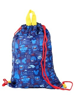 Mickey Mouse 5pc Backpack Set Alt 4
