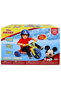 "Mickey Mouse 10"" Fly Wheel Junior Cruiser"
