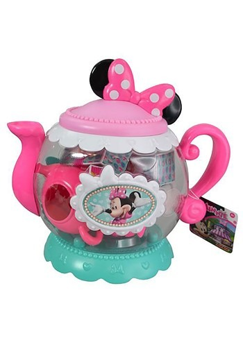 Minnie Mouse Teapot Set
