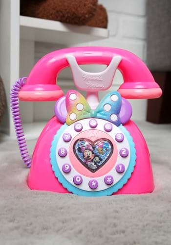 Minnie Mouse Happy Helpers Rotary Phone