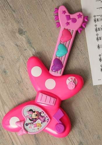 Minnie Mouse Bow-Tique Rockin' Guitar