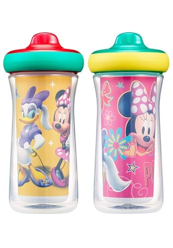 Minnie Mouse Insulated Sippy Cup 2-Pack