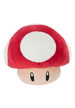 Mario Kart Mega Mushroom Stuffed Figure