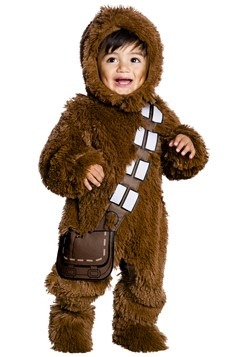 Star Wars Chewbacca Deluxe Plush Toddler's Costume